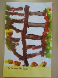 Autumn Tree Painting (13)